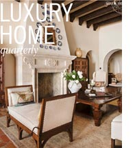 Luxury Home Quaterly article on Glenn Gutnayer Custom Homes