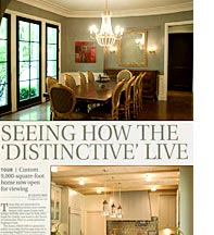 cHICAGO Sun Times article seeing how the distinctive live